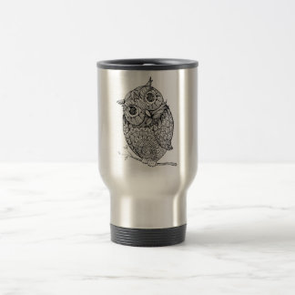 Caneca Térmica Design do direito da coruja