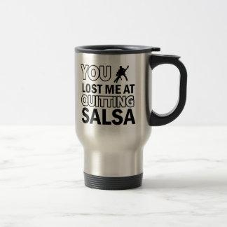 Caneca Térmica Design legal da salsa