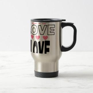 Caneca Térmica design legal do amor