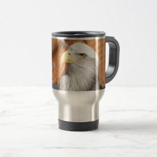 Caneca Térmica Eagle no deus que nós confiamos