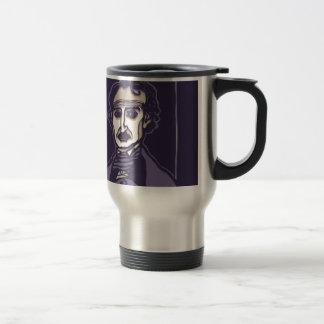Caneca Térmica Edgar Allan Poe por FacePrints
