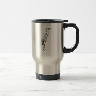 Caneca Térmica Egret branco