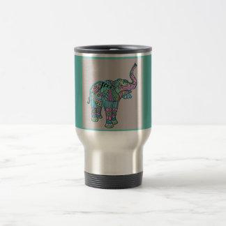 Caneca Térmica Elefante feliz