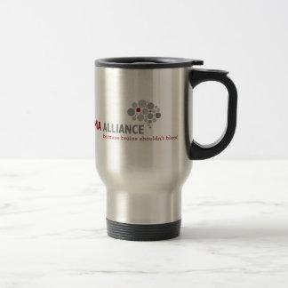 Caneca Térmica Engrenagem clássica do logotipo de Alliance do