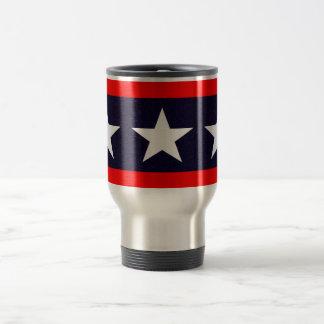 Caneca Térmica Estrela solitária de Texas