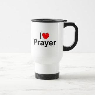 Caneca Térmica Eu amo a oração (do coração)