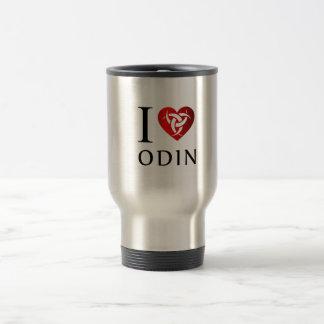 Caneca Térmica Eu amo Odin