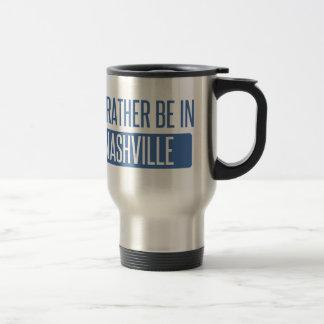 Caneca Térmica Eu preferencialmente estaria em Nashville