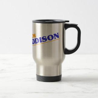Caneca Térmica Eu sou Addison