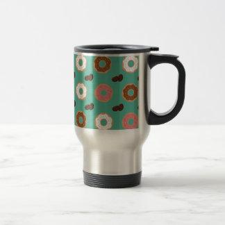 Caneca Térmica Feijões da rosquinha e de café