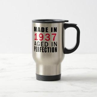 Caneca Térmica Feito envelhecido em 1937 na perfeição
