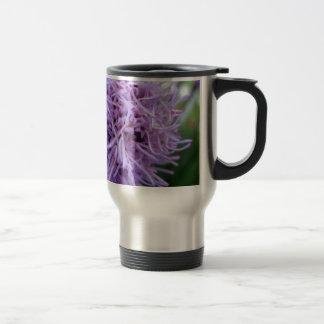 Caneca Térmica Flor da violeta da aranha do tentáculo