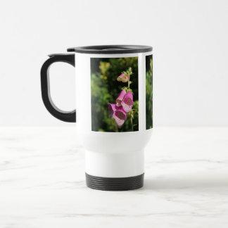 Caneca Térmica Flores do Foxglove