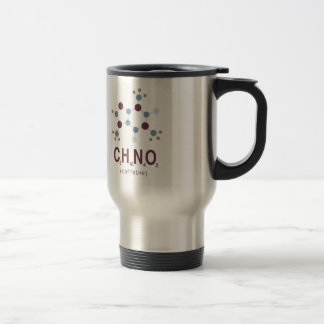 Caneca Térmica Fórmula química da cafeína