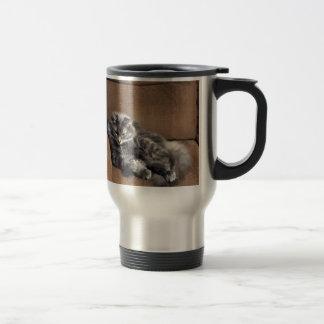 Caneca Térmica Gato de racum de Maine