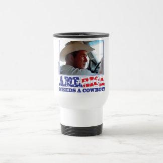 Caneca Térmica George Bush