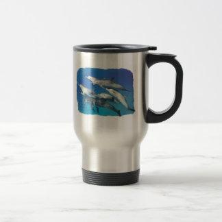 Caneca Térmica golfinho manchado selvagem