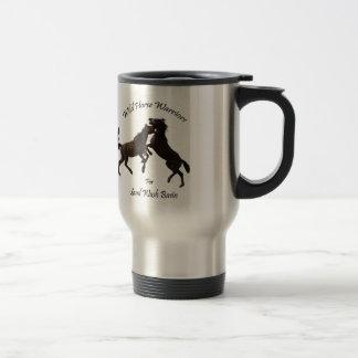 Caneca Térmica Guerreiros do cavalo selvagem