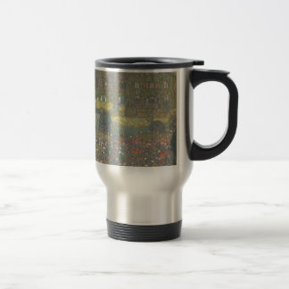 Caneca Térmica Gustavo Klimt - casa de campo pela arte de