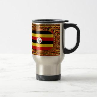 Caneca Térmica Hakuna surpreendente bonito Matata Uganda bonito