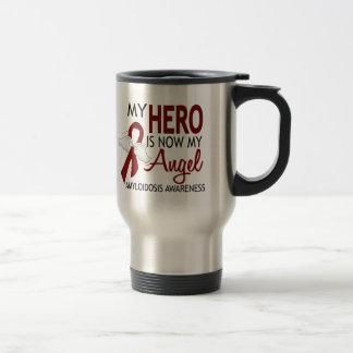 Caneca Térmica Herói agora meu Amyloidosis do anjo
