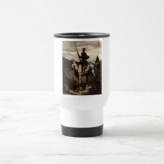 Caneca Térmica Honore Daumier - Don Quixote nas montanhas