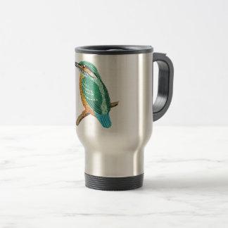 Caneca Térmica imitação do bordado do martinho pescatore