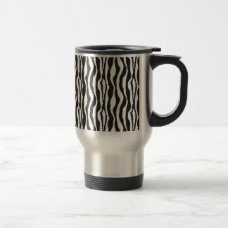 Caneca Térmica Impressão da zebra