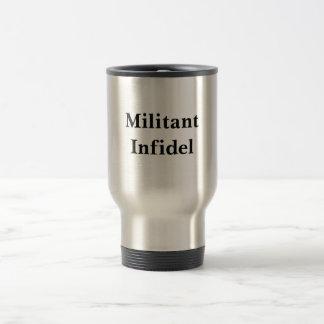 Caneca Térmica Infiel militante