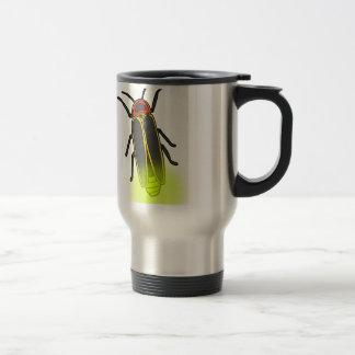 Caneca Térmica inseto de relâmpago leve