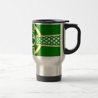 Caneca Térmica Irish_Celtic_Cross