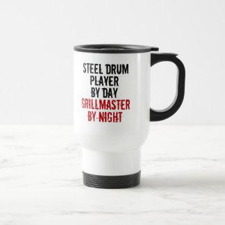 Caneca Térmica Jogador do cilindro de aço de Grillmaster