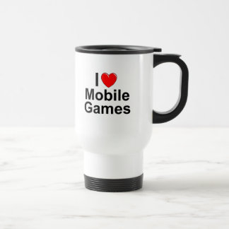 Caneca Térmica Jogos móveis