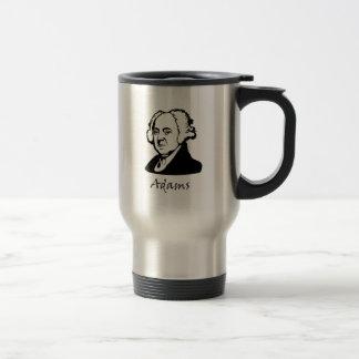 Caneca Térmica John Adams - revolução do La de Vive