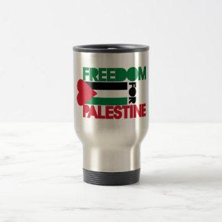 Caneca Térmica Liberdade de Palestina