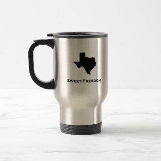 Caneca Térmica Liberdade do doce de Texas