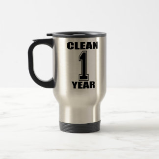 Caneca Térmica Limpe um viagem Mog do ano