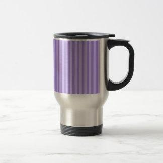 Caneca Térmica Listras finas - violetas e claras - violeta