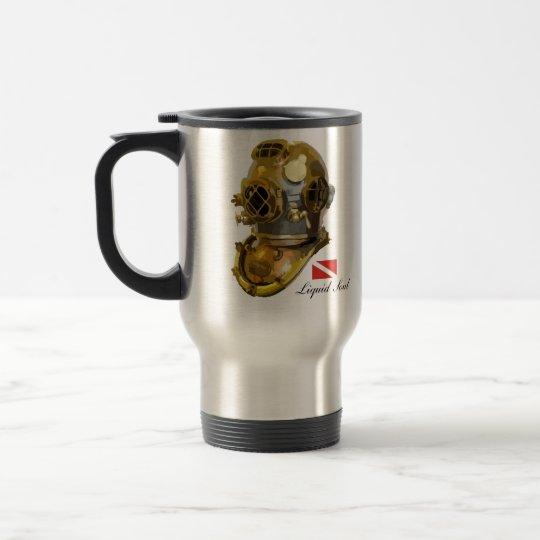 Caneca Térmica Mark V Helmet - Travel Mug