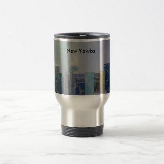 Caneca Térmica Material de New York