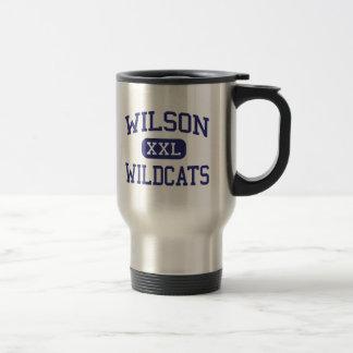 Caneca Térmica Meio Albuquerque dos Wildcats de Wilson