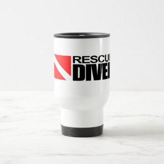 Caneca Térmica Mergulhador 4 do salvamento