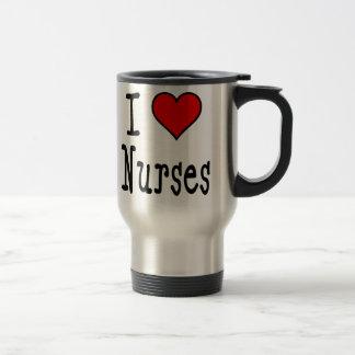 Caneca Térmica Mim enfermeiras do coração
