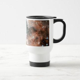 Caneca Térmica Nebulosa da emissão de Ngc 3603