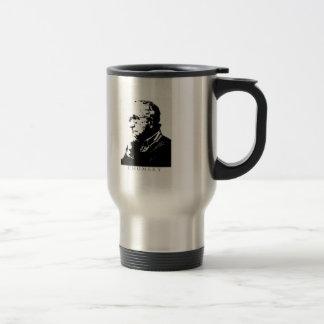 Caneca Térmica Noam Chomsky