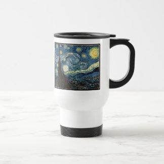 Caneca Térmica Noite estrelado por Vincent van Gogh