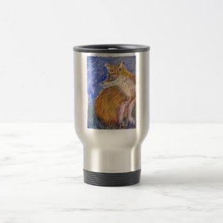 Caneca Térmica Noite Foxy