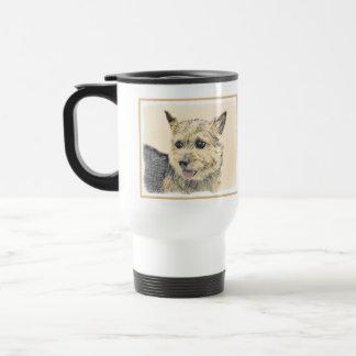 Caneca Térmica Norwich Terrier