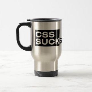 Caneca Térmica O CSS suga