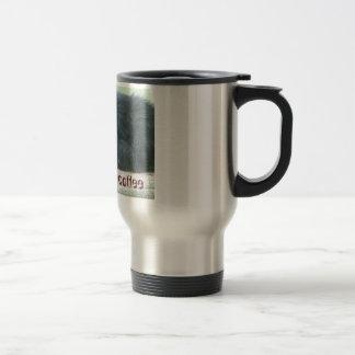 Caneca Térmica O gorila adulto, obrigação… tem… o café